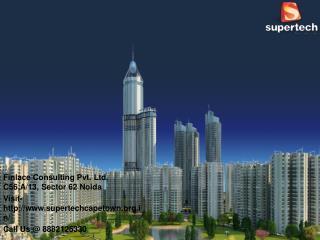 Supertech Capetown Sector 74 Noida- 8882125330
