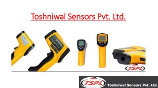 Temperature Sensors at Tspl-India.com