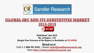 Vendors in Global SBC and Its Derivatives Market Report Prof