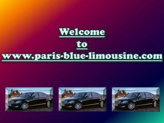 Paris Blue Limousine Service