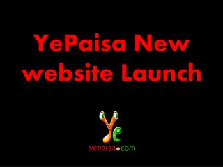 YePaisa | New Website | Play Games | Free Recharge | free re