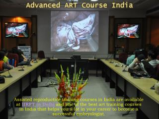 IVF Training Courses in India