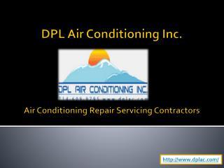 Air Conditioning & Heating Repair in California