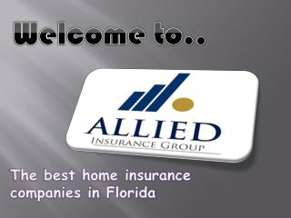house insurance companies in florida
