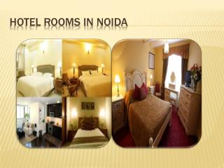 hotel rooms in noida