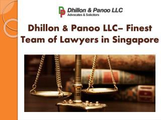 Commercial Lawyer - Dhillon & Panoo LLC