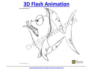 3D Cartoon Animation