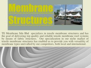 Tensile Membrane
