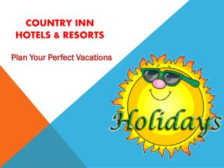 Get Cool This Summer | Hotels in Bhimtal