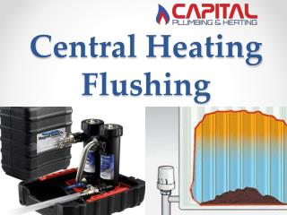 Central Heating Flushing