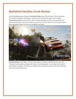 Battlefield Hardline Crack