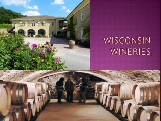 Wisconsin wineries