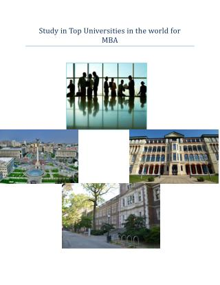 top universities in the world for mba