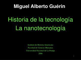 Miguel Alberto Gu rin