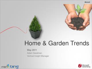 Home  Garden Trends