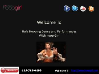 Hula Hooping- Hoop Girl