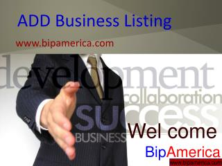 Add Business Listing