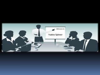 Yaakov Spinner - Presentation