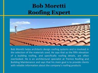 Bob Moretti