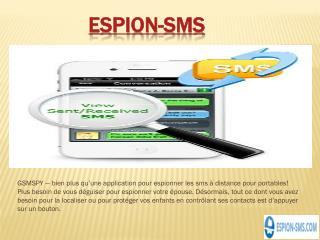 Espion-SMS
