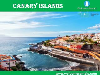 Canary Islands Holiday Rentals