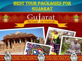 Don�t forgot to Visit these places Gujarat