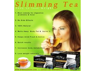 Permanent Slimming Results With Herbal Slim Tea