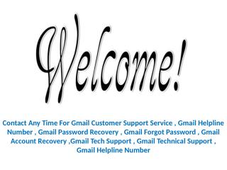 1 844 666 2840 Contact At Gmail Customer Service & Support H
