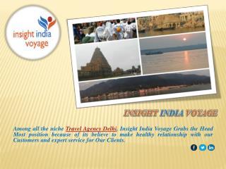 Travel Agent Delhi