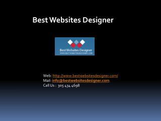websites designer