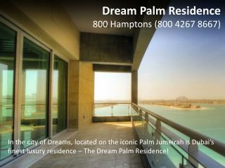 Dream Palm Residence