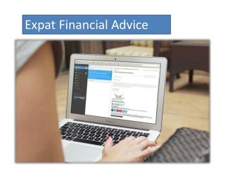 Expat Financial Advice
