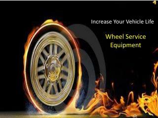 Wheel Service Equipment | Wheel Balancer | Interequip
