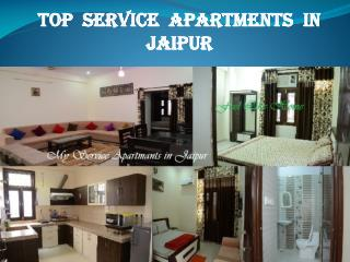 Top Service Apartments in Jaipur