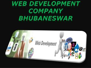 Web development company bhubaneswar