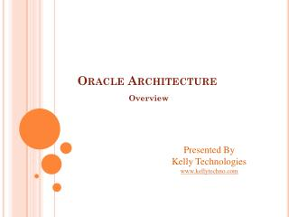 oracle training in hyderabad