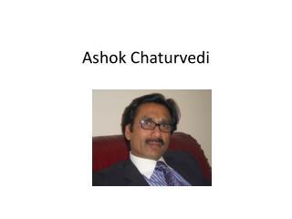 Ashok Chaturvedi Uflex