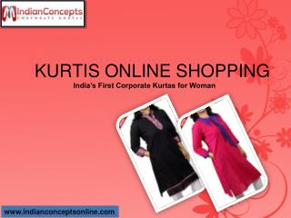 Kurtis Online Shopping