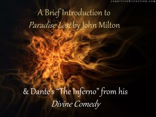 A Brief Introduction to  Paradise Lost by John Milton