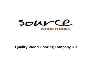 Wood Flooring & Accessories – Source wood floors