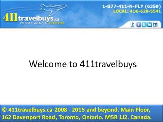 Last Minute Vacations - 411TravelBuys