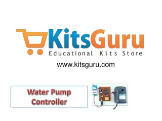 Water Pump Controller Projects