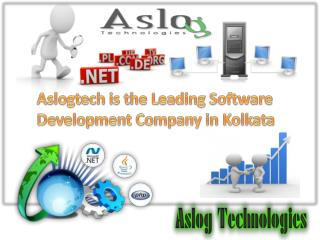 Aslogtech is the Leading Software Development Company