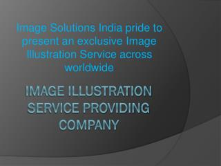 Image illustration service providing company