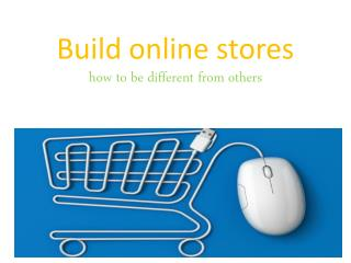 How To Build Online Store