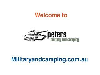 Military Gear Australia