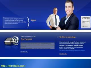 Witro Tech Company Reviews