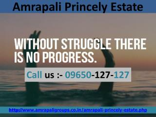 Amrapali Princely Estate Group Housing