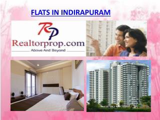 Flats in Indirapuram