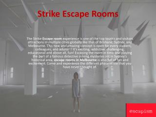 Strike Escape Rooms